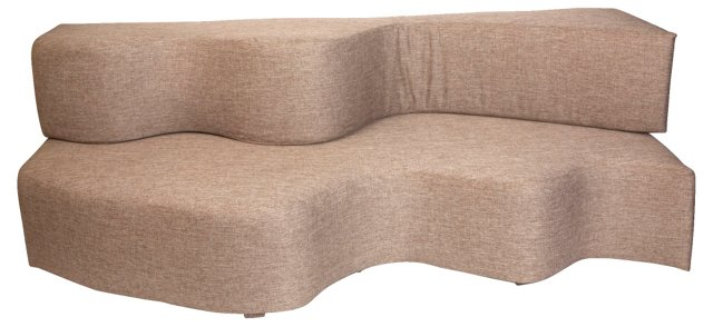 Wave Banquet Sofa