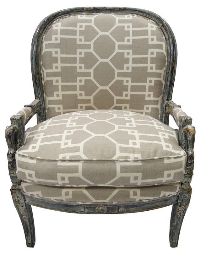 Quadrille Chair