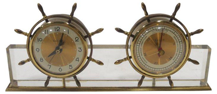 Nautical Lucite Dials
