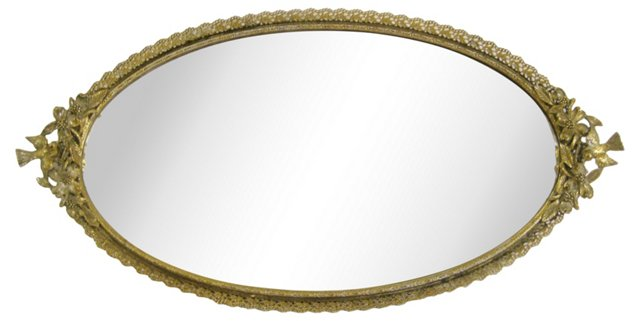 Sparrow Vanity Mirror Tray