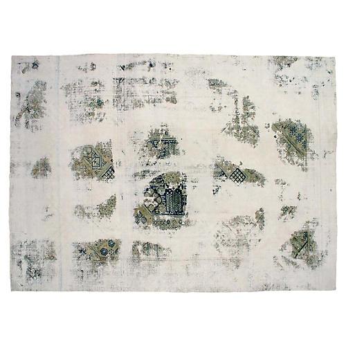"Persian Carpet, 9' x 12'5"""
