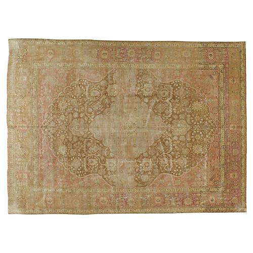 "Persian Carpet, 9'3"" x 12'9"""