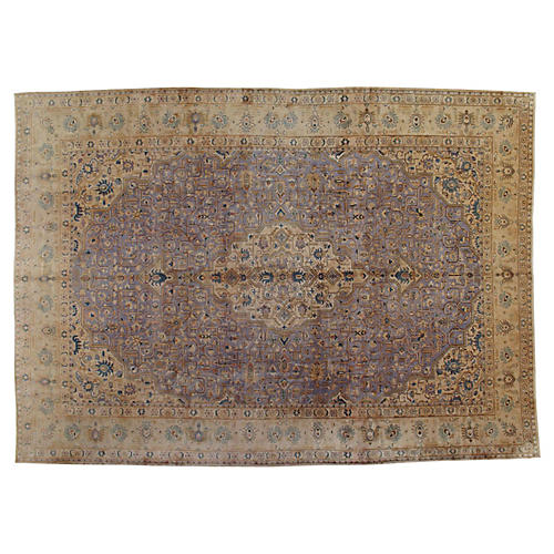 "Persian Carpet, 9'9"" x 13'5"""
