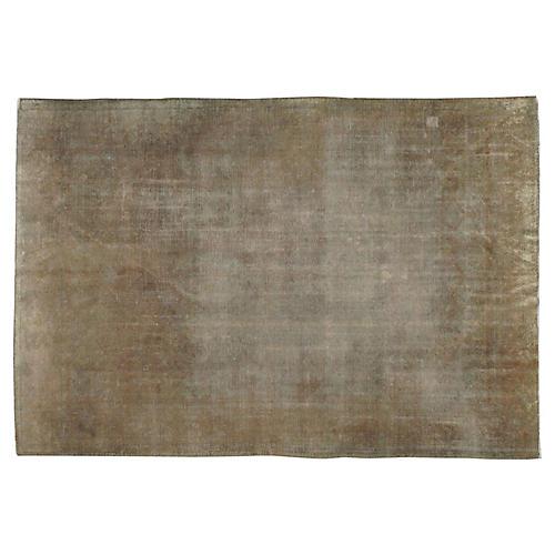 "Turkish Sivas Carpet, 7'10"" x 11'3"""
