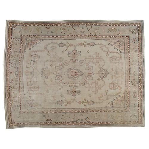 """Turkish Carpet, 10'3"""" x 13'6"""""""