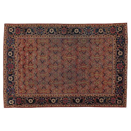 """Antique Persian Carpet, 8'5"""" x 12'6"""""""