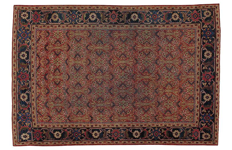 Antique Persian Carpet 85 X 126 Galerie Shabab