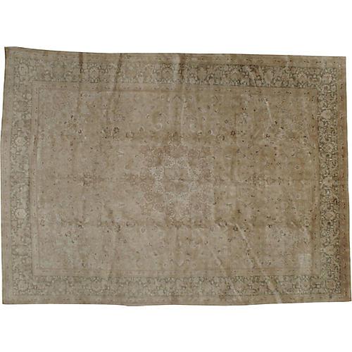 "Persian Carpet, 9'6"" x 13'1"""