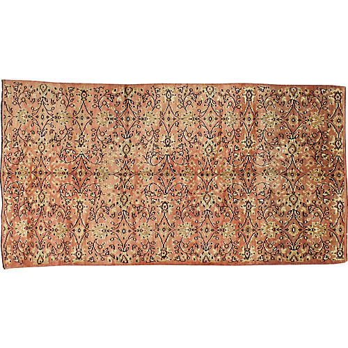 Turkish Rug, 5' x 9'6""