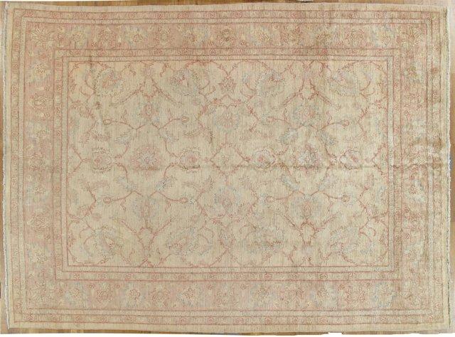 """Peshawar Carpet, 12'6"""" x 9'6"""""""