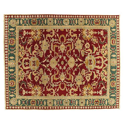 "Agra Carpet, 10' x 8'2"""
