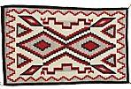 Antique Navajo-Style Rug, 4' x 6'7