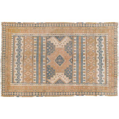 "Moroccan Rug, 6'7"" x 10'"
