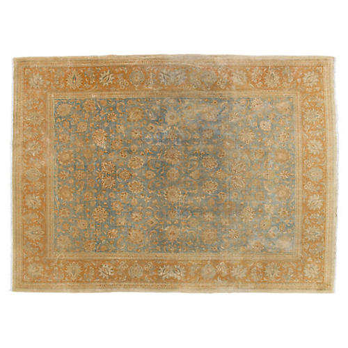 Antique Kerman Rug, 7' x 9'7""