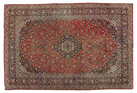 Persian Rug, 8'5