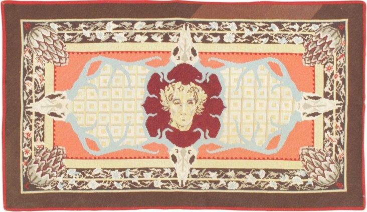 English Needlepoint Tapestry