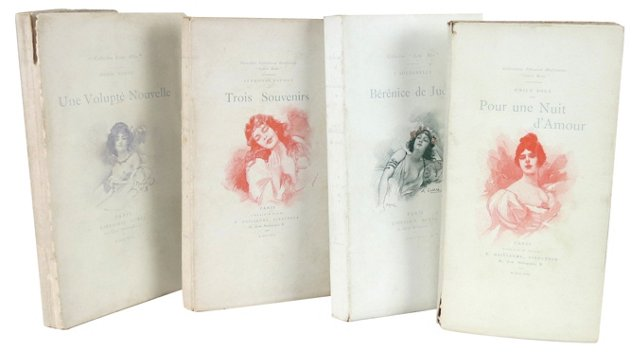 Lotus Alba Collection, 4 Vols
