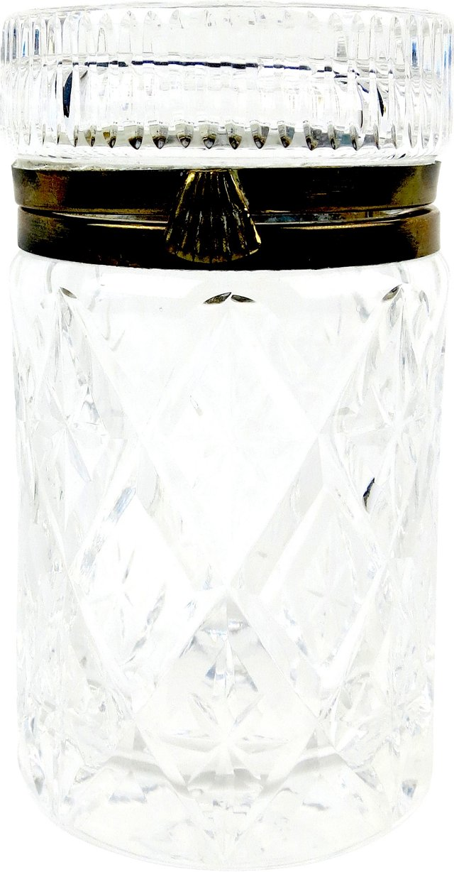 Cylinder Vanity Canister