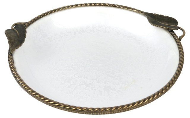 Evans Enamel Dish