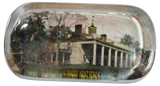 Mount Vernon Paperweight
