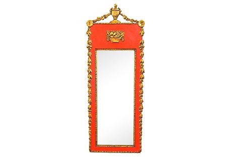 19th-C. Regency-Style Mirror