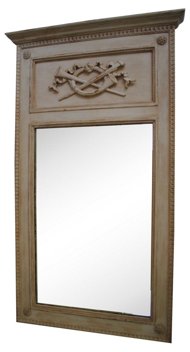 Italian Trumeau-Style Mirror