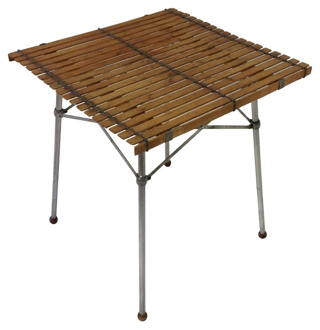French   Folding Field Table