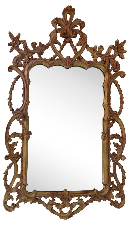 La Barge Giltwood Mirror