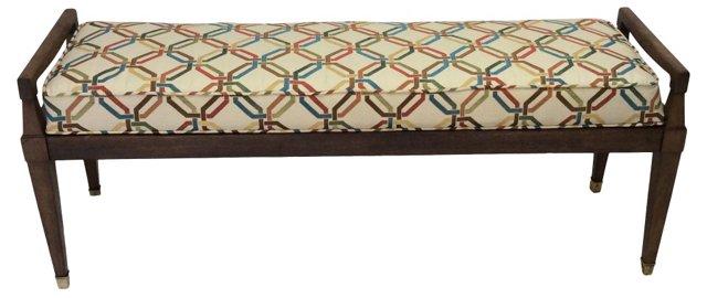 Midcentury Drexel Bench
