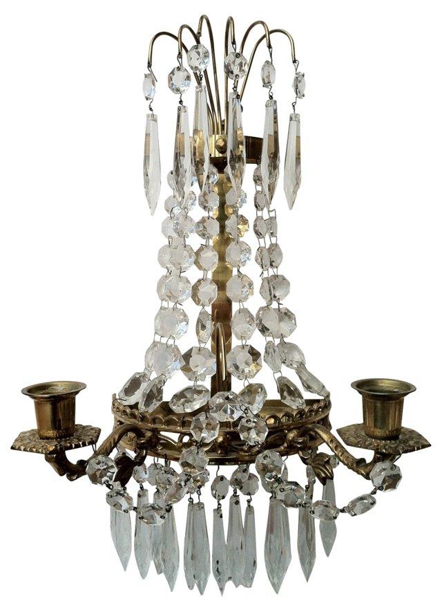 Gustavian-Style Sconce
