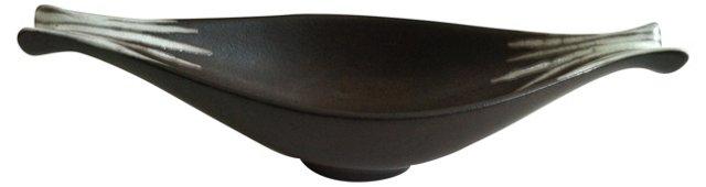 Matt Danish Ceramic Bowl