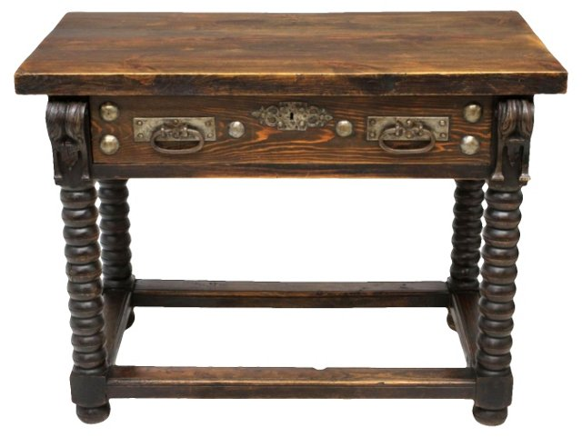 Spanish-Style Table