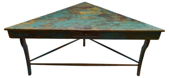 Antique Corner Table