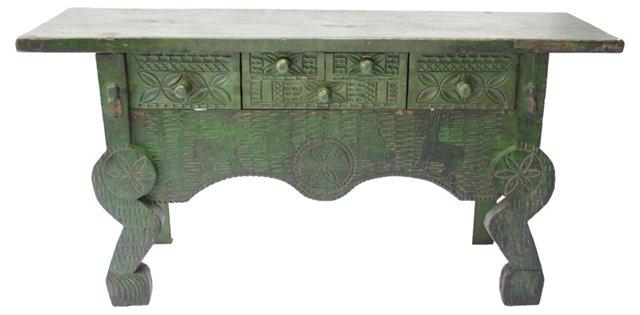 Nahuala    Table