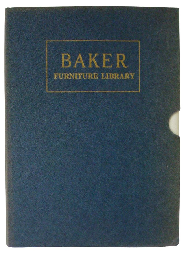 Baker Furniture Library, S/5