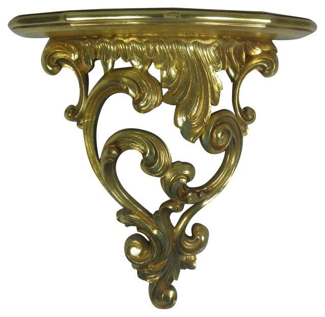 Ornate Plate Shelf