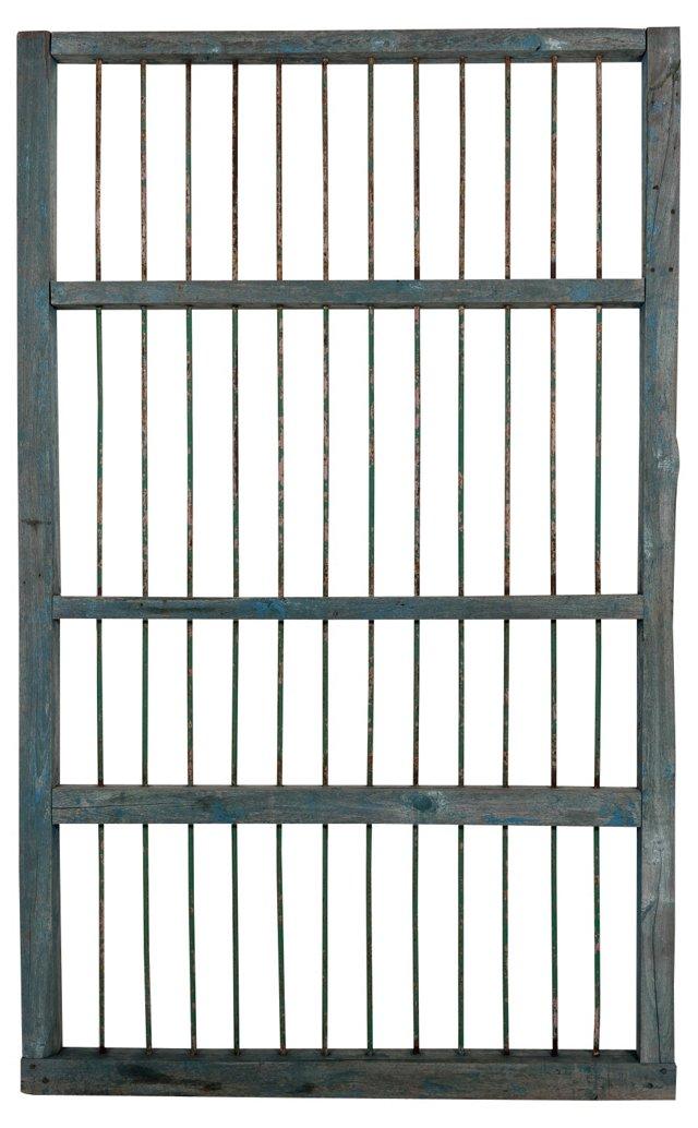 Teak  Door Panel  S-730