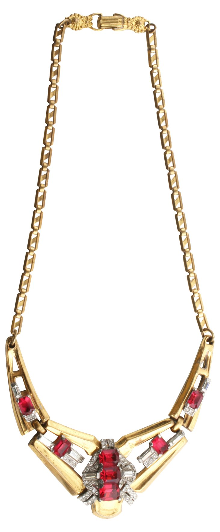 1940s McClelland Barclay Necklace