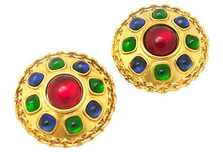 Carlisle Multicolored Earrings