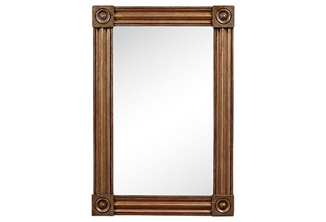 Neoclassical-Style Mirror