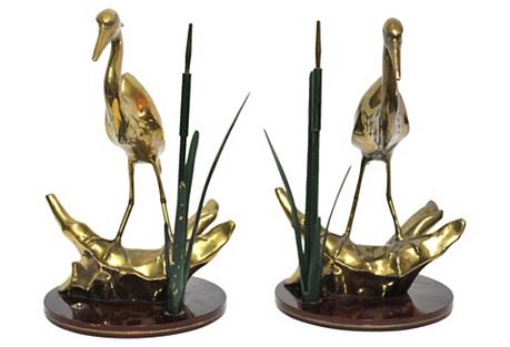Brass Egrets, S/2