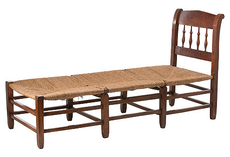 French Cherrywood Daybed