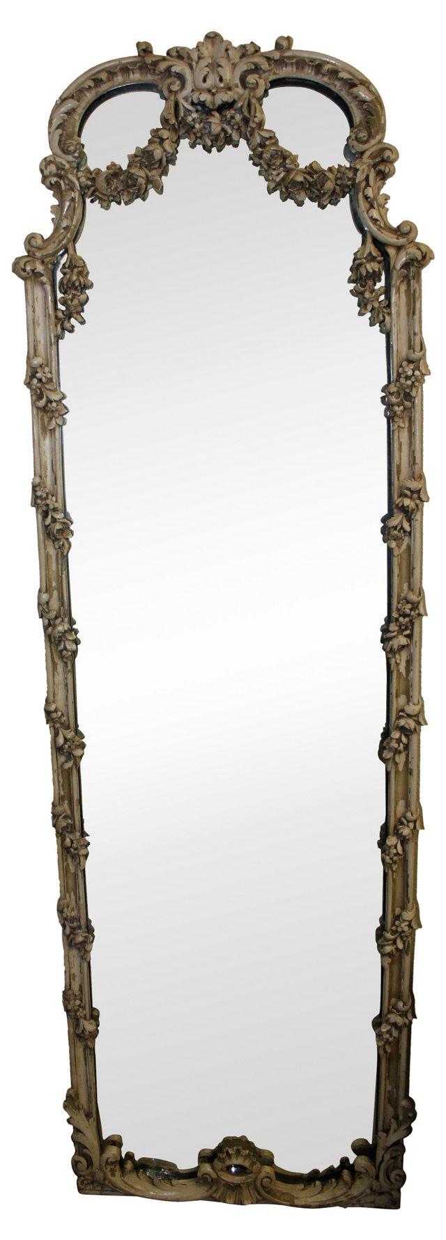 French Pier Mirror