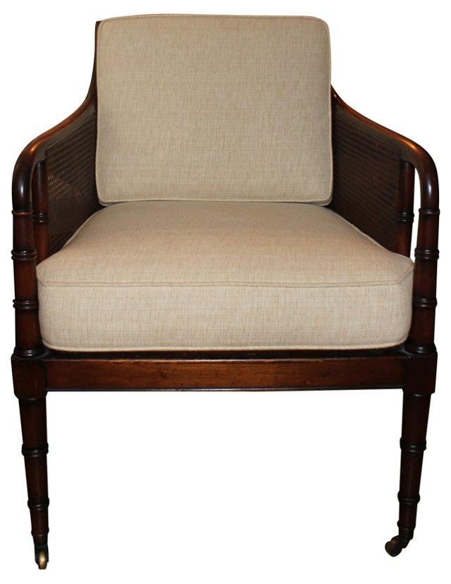 1960s Chair & Ottoman