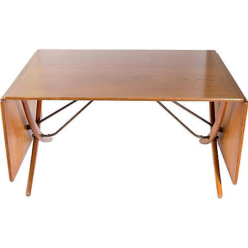 H. Wegner for Andreas Tuck Dining Table