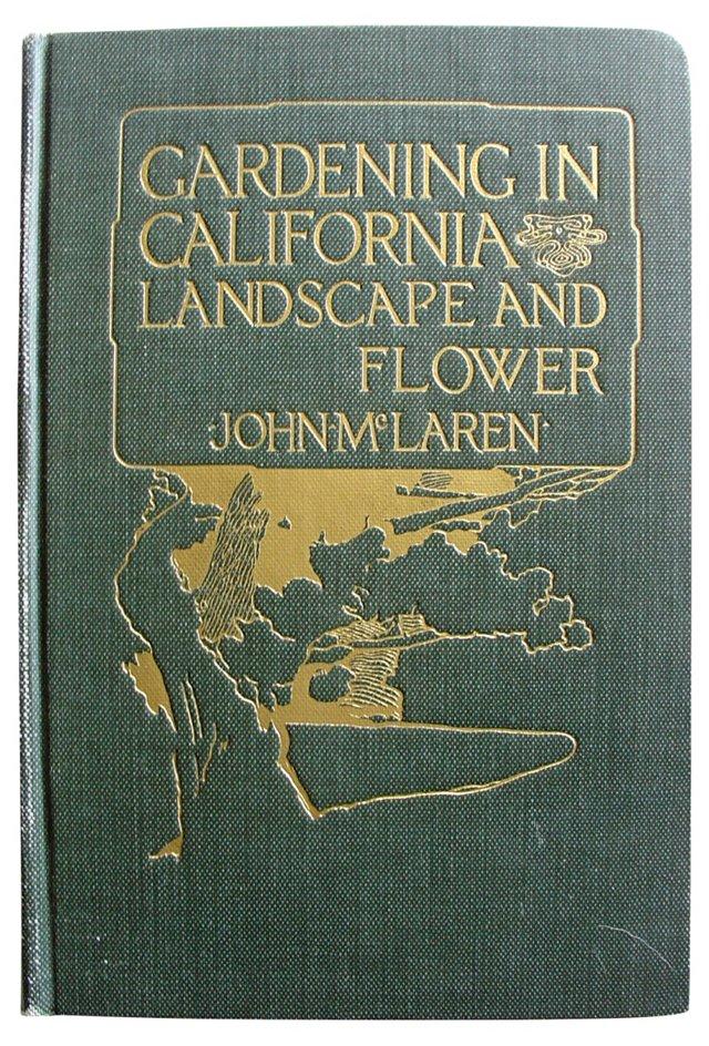 Gardening in California