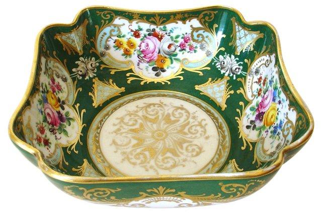 Le Tallec Floral Bowl, 1958