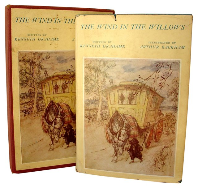 The Wind in The Willows, 1962