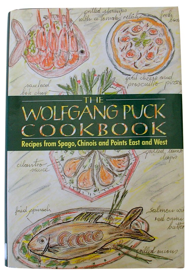 The Wolfgang Puck Cookbook