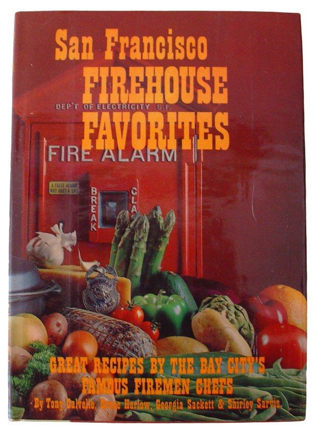 San Francisco Firehouse Favorites, 1965